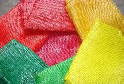 Túi Lưới Nhựa Màu Vàng Dài Huyện Hải Hậu -Nam Định